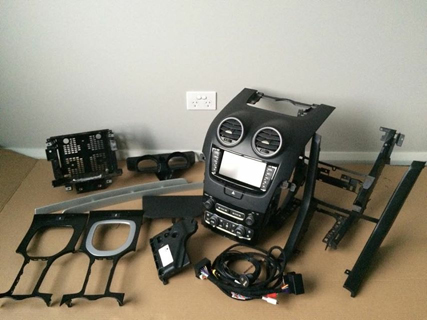 VE Radio Series 1 and IQ Headunit Upgrades, Mods and