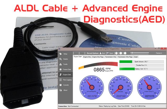 ALDL USB Cable