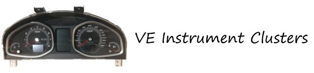 VE Instrument Clusters Logo